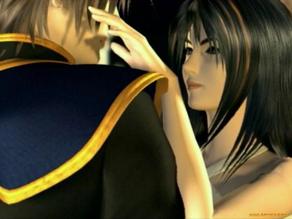 Final Fantasy VIII. скачать картинку.